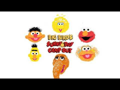 Sesame Street Live Big Bird S Sunny Day Campout Original Cast Recording