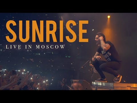 """Our Last Night - """"Sunrise"""" (LIVE IN MOSCOW)"""