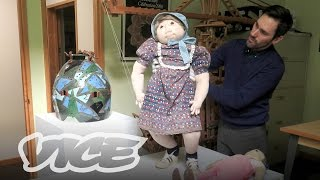 The Secret History of Cabbage Patch Kids