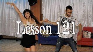 Tzvika and Hila Bachata Master Lesson 121