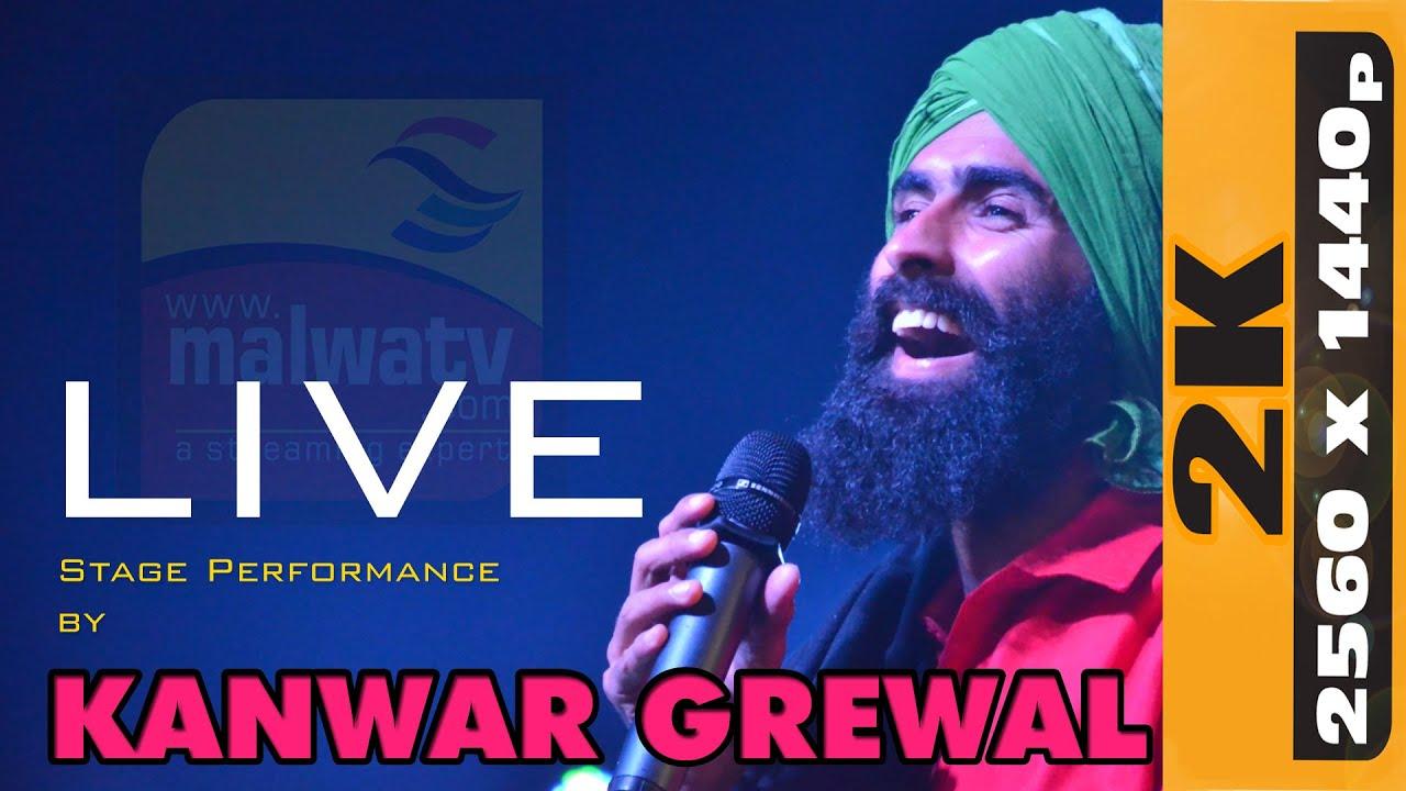 KANWAR GREWAL !! LIVE at UMRA NANGAL (Amritsar) MELA !! 2K HD !! Part Last !! NEW SONGS !!