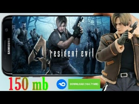 How To Download Resident Evil 4 In Android Free Full Version