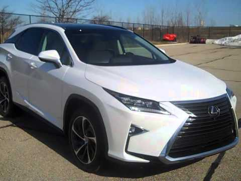 Lexus Of Madison 2016 Lexus Rx350 W Panoramic Roof