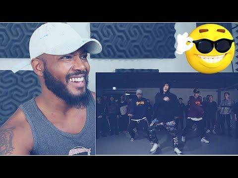 Rockstar - Post Malone ft. 21 Savage  Junsun Yoo Choreography Reaction