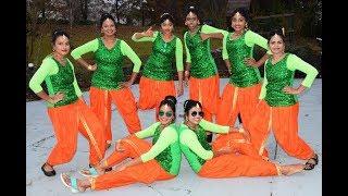 Just Dance Team performance at Greater Atlanta Tamil Sangam Deepavali Celebration 2017