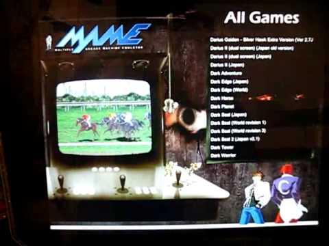 Mame Maximus arcade