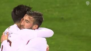 Cagliari-Roma 3-4, gli highlights