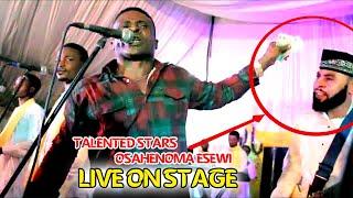 OSAHENOMA ESEWI FT MONDAY UGIAGBE [TALENTED STARS] UKPON-ORHUE [BENIN MUSIC VIDEO LIVE ON STAGE]