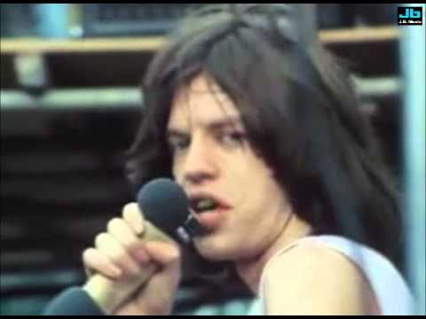 The Rolling Stones - Honky Tonk Woman (Live in Hyde Park -1969)