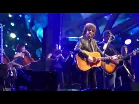 Turn To Stone   Jeff Lynne's ELO   Wembley 2017 *LIVE* FRONT ROW *4K HD*