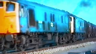 British Rail Diesels on the Marches Line