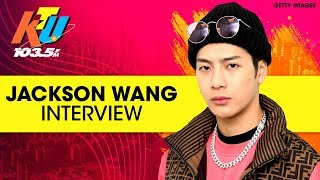 Jackson Wang Explains What Goes On In His DMs Video