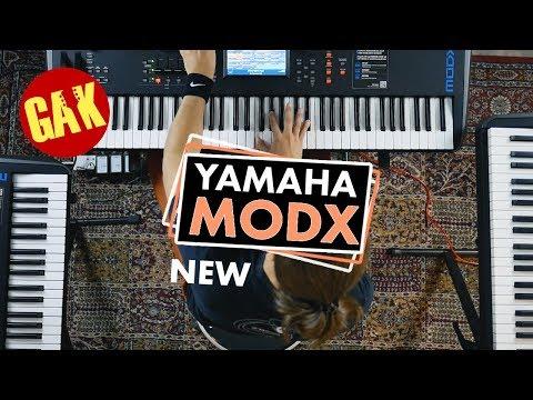 The NEW Yamaha MODX