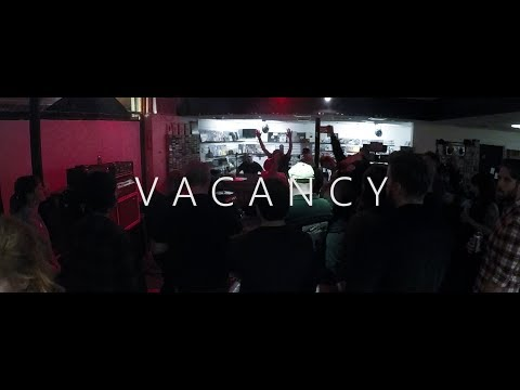 VACANCY [FULL SET] LIVE @ Planet Retro Records (St. Pete, FL)