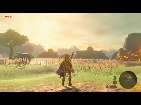 THE LEGEND OF ZELDA: BREATH OF THE WILD - UN MUNDO GENIAL! #