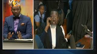 #TheDailyBrief: Governor Obado arraigned (Part 1)