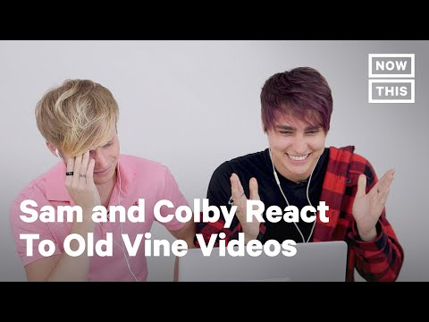 YouTube Stars Sam & Colby 'Scroll Back' on Old Vine Content | NowThis from YouTube · Duration:  15 minutes 4 seconds