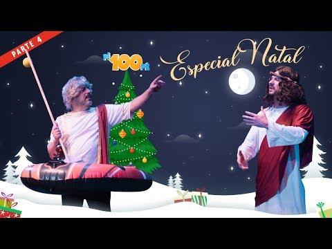 Pi100pé  Especial De Natal -  São Pedro e Jesus Cristo (RAP)