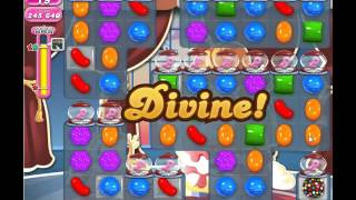 Candy Crush Saga, Level 1106, 3 Stars, No Boosters