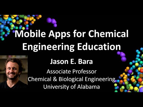 Mobile Apps for Chemical Engineers