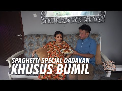The Onsu Family - Spaghetti Special Dadakan Khusus Bumil Mp3