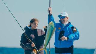 BIG GAME FISHING in Miami w/ Peter Miller!