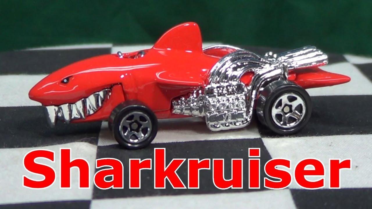 Hot Wheels Sharkruiser Ready For Shark Week Youtube
