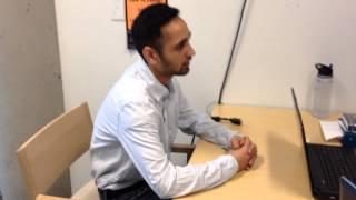Mock Interview (Hotel Front Desk Position)