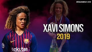 Xavi Simons 2019 ● Welcome to PSG ● Crazy Skills, Show | HD