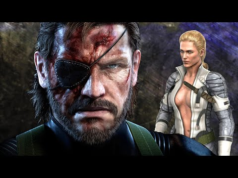 Big Boss (Metal Gear): The Story You Never Knew - Part 1