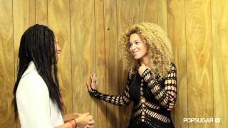 I'm A Huge Fan Beyonce: Meeting Beyonce and the Big Performance!