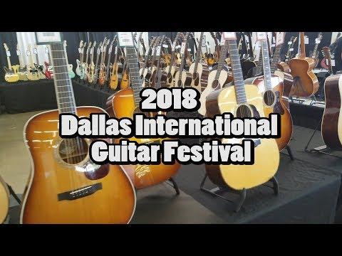 2018 Dallas International Guitar Festival (narrated)