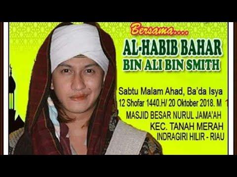 Ceramah Habib Bahar di Kec Tanah Merah Inhil Riau