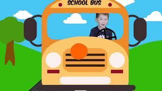 School bus SONG  Baby Songs  More Nursery Rhymes & Kids Songs