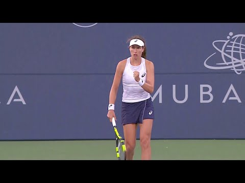 Johanna Konta Stuns Serena At 2018 US Open Series Mubadala Silicon Valley Classic