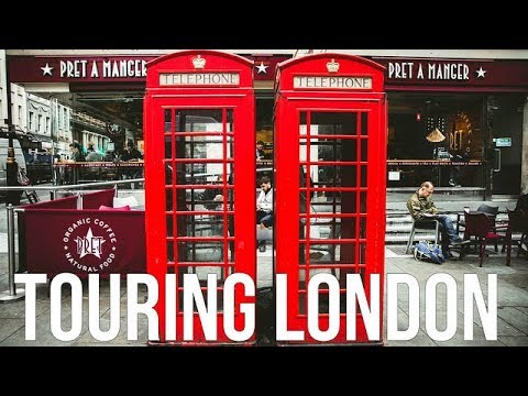 TOURING LONDON, ENGLAND | EUROPE DAY 9
