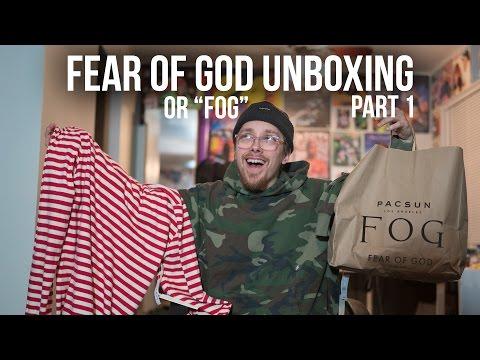 I SPENT $1000 ON FEAR OF GOD (Pac-Sun FOG)   PART 1
