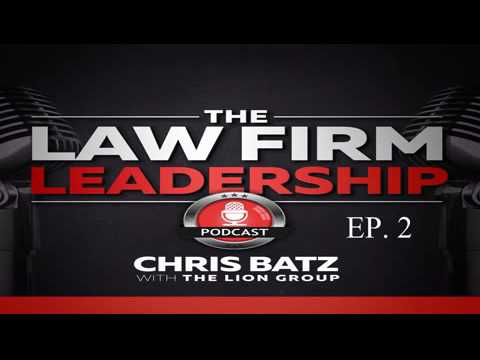 Law Firm Mergers and More | Ep 2 Kent Zimmerman of Zeughauser Group