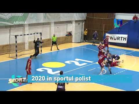 TeleU: 2020 în sportul polist