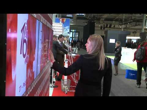 Targi CeBIT 2011 - Ministerstwo Gospodarki Narodowej (Aduma)