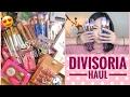DIVISORIA HAUL!😍 + Giveaway!🦄 (Sobrang mura na Make-up Tools!) | Raych Ramos