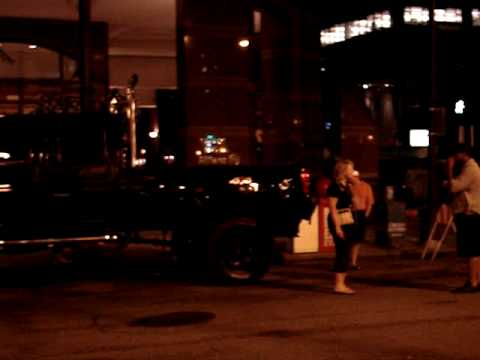 Transformers 3 Filming in Chicago (pt 7)