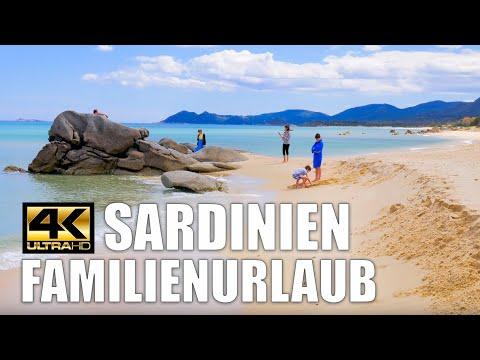 Urlaub In Italien Mit Kindern Am Meer | Familienurlaub Strand | Sardinien Ferien
