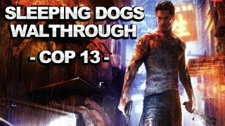 Sleeping Dogs - Cop Side Mission 13 - Kidnapper