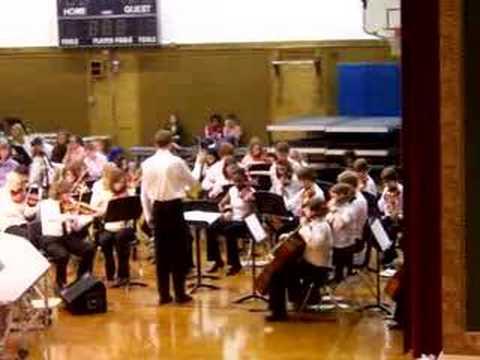 Franklin Middle School Concert