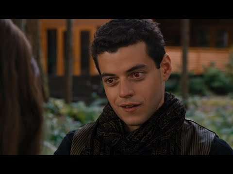 Rami Malek in Breaking Dawn