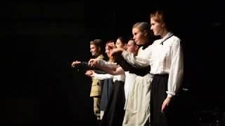 Смотреть видео 2020.01.21 Москва. Учебный театр ГИТИСа. Поворот винта. Поклоны онлайн