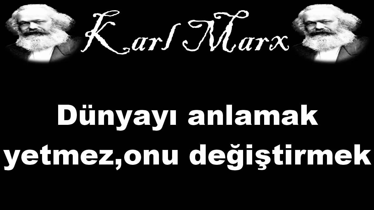 Karl Marx Kimdir Youtube