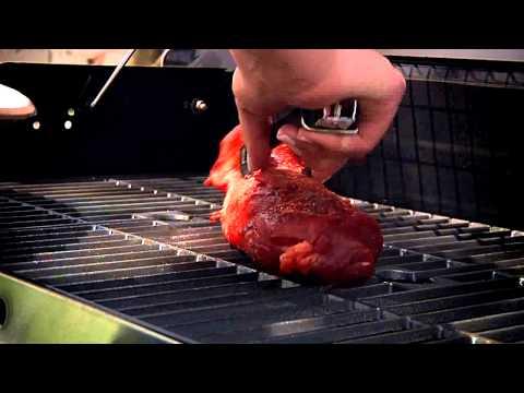Always Tender® Pork Tenderloin - Grilling