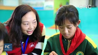 A program to ensure no child in backward areas of China left behind